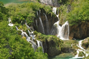 Back to nature: Plitvice Lakes