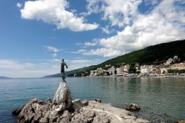 The pearls of Kvarner: Opatija and Rijeka